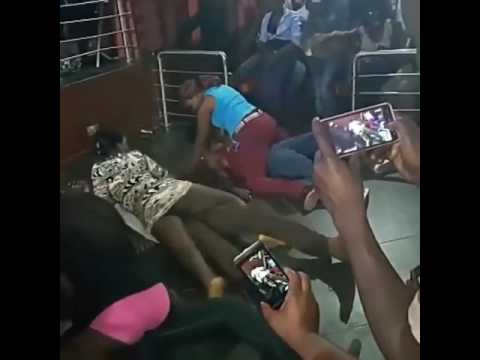 Kenyan girls misbehaving on dance floor thumbnail