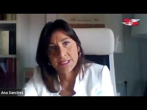 Ana Sánchez carga contra el abuso de la Junta a la lealtad de Luis Tudanca y el PSCyL