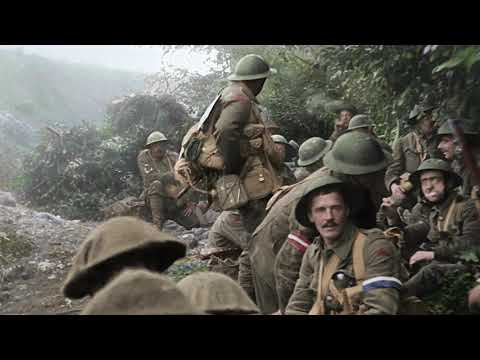 Rick Hamada & Scotty B - They Shall Not Grow Old - Peter Jackson - WW1 - HD Trailer