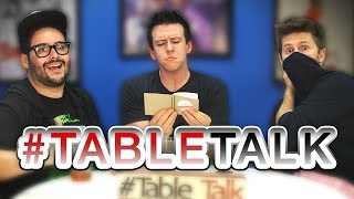 Phil's Book on #TableTalk!!