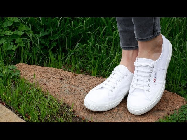 Seen on Gwen Stefani: Superga sneakers