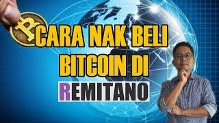 Cara Membeli Bitcoin di REMITANO Selamat, Mudah, Cepat | Abang Malek Dot Com