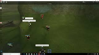Roblox - ronde finale de Wargames Rome!