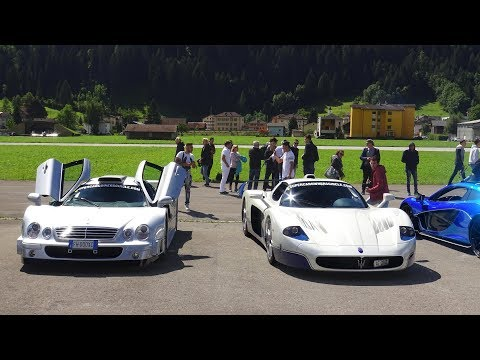 SOC Supercar Weekend Switzerland 2017 - THE BEST HYPERCAR EVENT EVER !