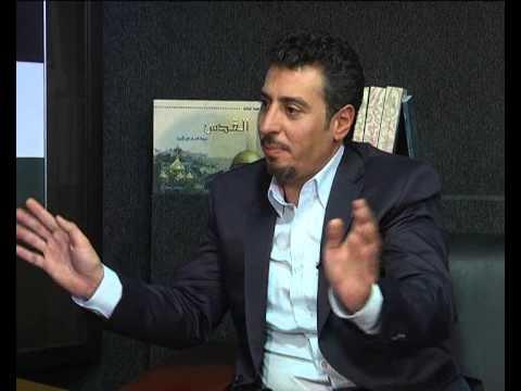 Raed Zidan on Palestine TV