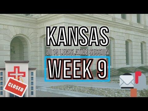 Week 9 Kansas Legislature Recap 2019: Medicaid expansion obstacles, school funding, and more