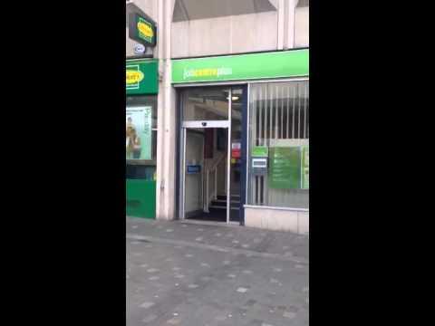 Job centre story
