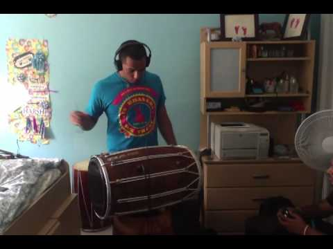 Culture shock Ex'd Up - BLOOPERS Dhol Cover by Dholi Richie BLOOPERS