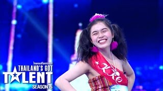 Thailand's Got Talent Season 6 EP1 2/6