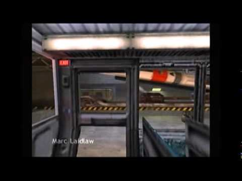 Half-Life Dreamcast Beta Review (Hazard Course + Tram)