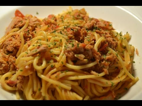 recette-cookeo-spaghettis-sauce-au-thon-weight-watchers