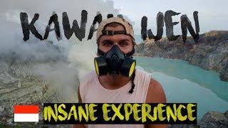 Gambar cover BLUE FIRE! | KAWAH IJEN | TOXIC GAS