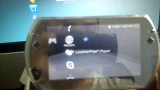How to Play ps3 games on psp Using LocationFree Player