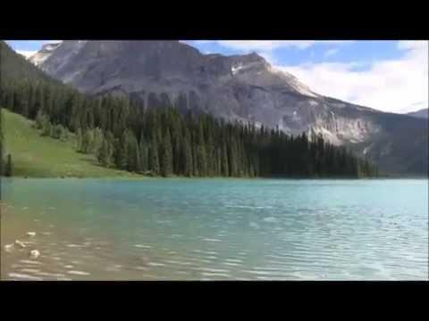 Lake Emerald , British Columbia , Canada july 2015