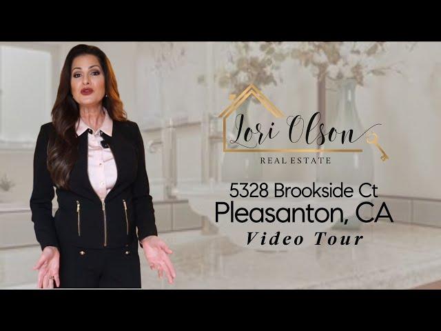 FOR SALE: 5328 Brookside Ct, Pleasanton | March 2021