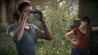 Прохождение Uncharted: The Lost Legacy • [4K] — Часть 3: Западные Гаты