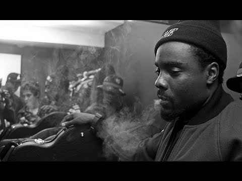 Wale: Ridin' In That Black Joint - Bass Boost