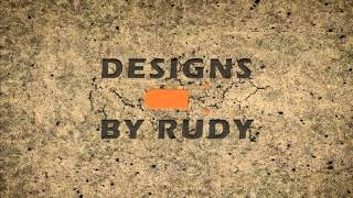 Designs By Rudy - Contemporary Concrete Tables
