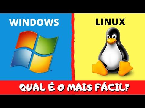 Qual é Mais Complicado: Windows ou Linux? Com a Palavra as Crianças