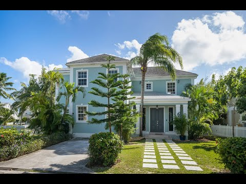 Exquisite Canalfront home in Sandyport, Nassau, Bahamas | Damianos Sotheby's International Realty