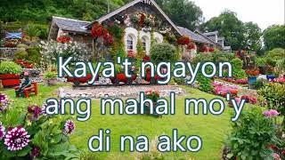 MAHAL MO BA'Y DI NA AKO-by-Roselle Nava(w/lyrics)created by:Zairah