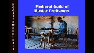 Medieval Guild Of Master Craftsmen