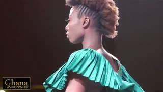Mercedes Benz Fashion Week Accra - The Runway
