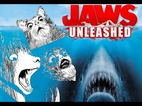 Обзор Jaws Unleashed [Симулятор акулы убийцы]