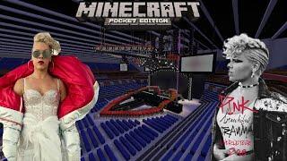 Pink - Beautiful Trauma World Tour (Minecraft) DOWNLOAD