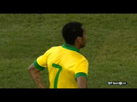 Robinho vs Chile by Milan Eb