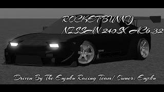 Rocket Bunny 240SX Oulton Park [ROBLOX]