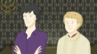 Repeat youtube video Sherlock Spoils Everything