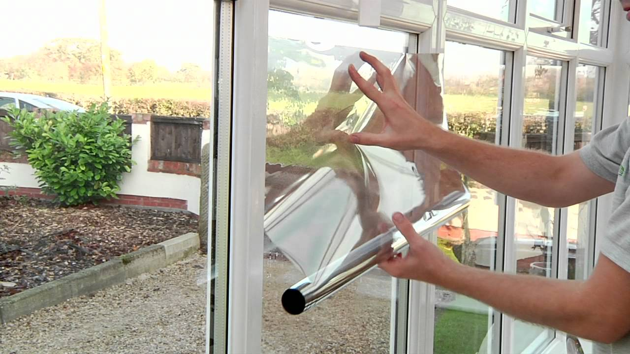 How to install window film youtube for How to replace a window