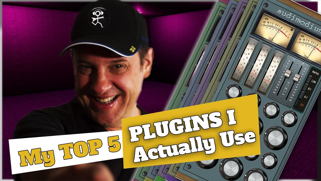 Top 5 Plugins I Actually Use | I Counted Them All!