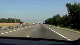 Автодорога Краснодар - Воронеж август 2014 год(, 2014-09-18T19:48:31.000Z)
