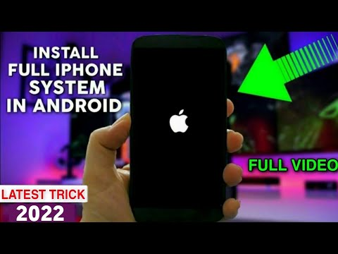 Install IOS 11 System In Any Android 2020