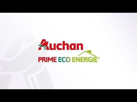 comment b n ficier de la prime eco energie auchan youtube. Black Bedroom Furniture Sets. Home Design Ideas