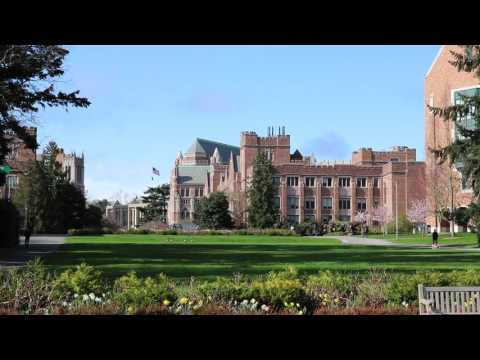 Campus Tour: University of Washington