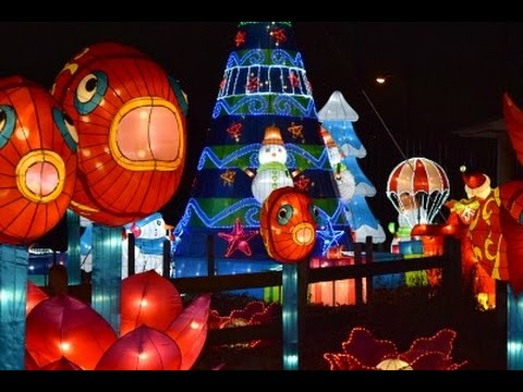 Ohio Chinese Lantern Festival: Traditional Beauty and Culture