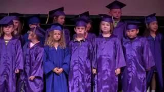 2016 Ganiard Elementary Kindergarten Graduation