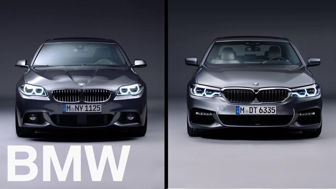 BMW 5 Series: New contact