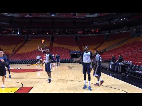 Shootaround Video in Miami