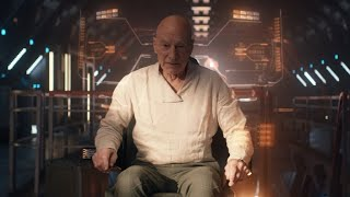 """Star Trek: Picard - Fear Is An Incompetent Teacher (Ep. 10, """"Et In Arcadia Ego, Part 2"""")"""