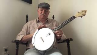 Duke Uke 10 Banjolele Banjo Uke : UkesterBrown