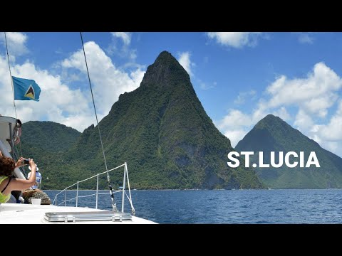 SAINT LUCIA VACATION | Climbing Gros Piton in Soufrière