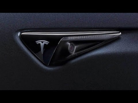 Tesla Cameras Can See Everything