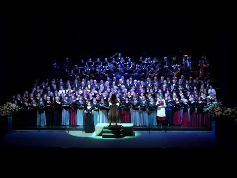 IX Kongres Polonii Medycznej - gala i koncert chórów lekarskich w Teatrze Narodowym w Warszawie