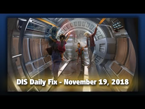 DIS Daily Fix | Your Disney News for 11/19/18