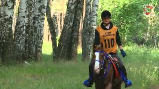 Кубок России по дистанционным конным пробегам 21 июня 2014 в Спасск-Рязанском