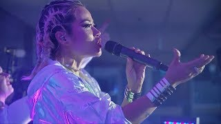 DESTINEAK - What About Us/I Feel The Love, Live @ Rogers Arena, Canucks Summer Showdown